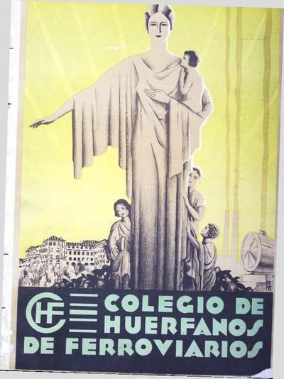 Boletín extraordinario del Colegio de Huérfanos de Ferroviarios, 11 mayo 1930