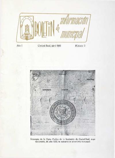 Boletín de Información Municipal