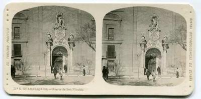 Guadalajara, Puerta de San Nicolás