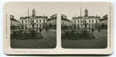 Ciudad Real, Plaza de la Constitución