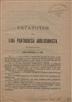 Estatuto da Liga Portuguesa Abolicionista [Texto impresso]
