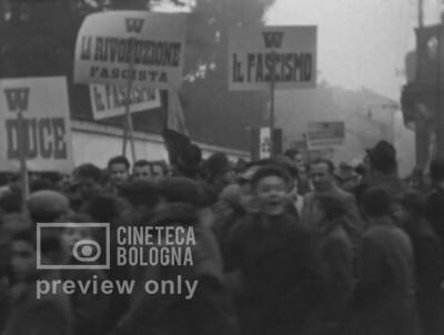 Raduno fascista 1940
