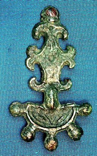 Fibulă romano-bizantină