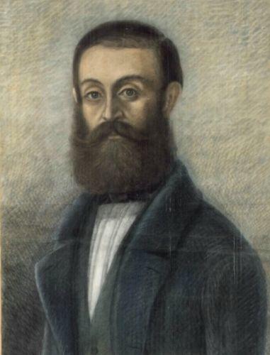 Portretul maiorului Viragh Gida