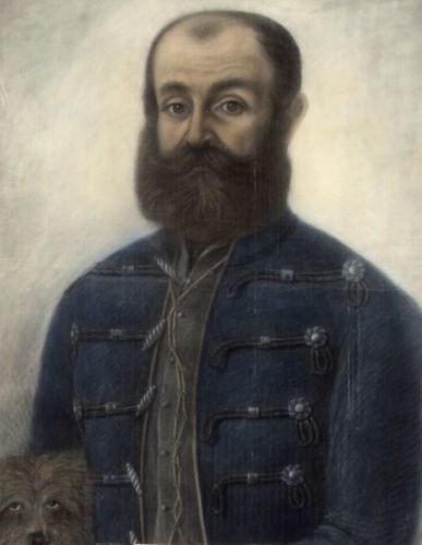 Portretul căpitanului Freyburg Lajos