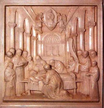 Moartea Sfântului Francisc din Assisi
