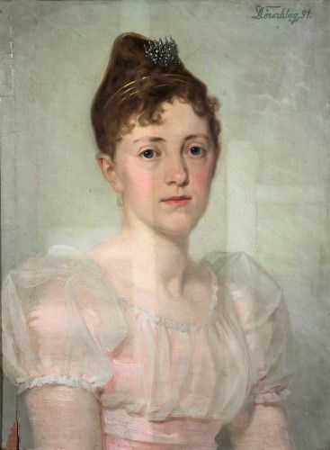 Portretul tinerei Anna Dorschlag