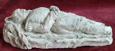 Napoleon al III-lea pe patul de moarte