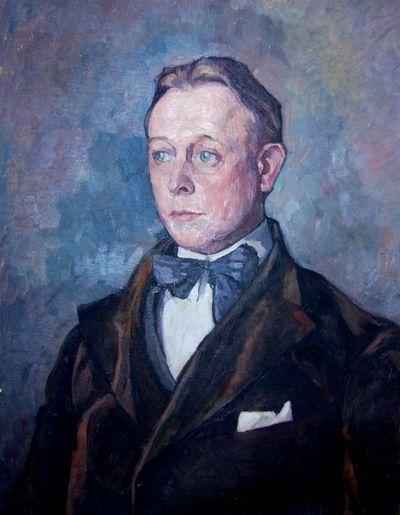 Portretul lui Octavian Goga