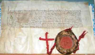 Uric de danie de la Ștefan cel Mare vv. pentru mănăstirea Putna