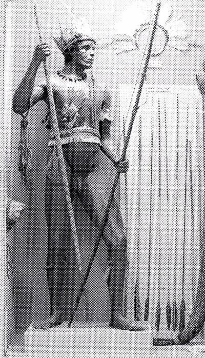 Mulaj indian Arua cu podoabe tradiționale