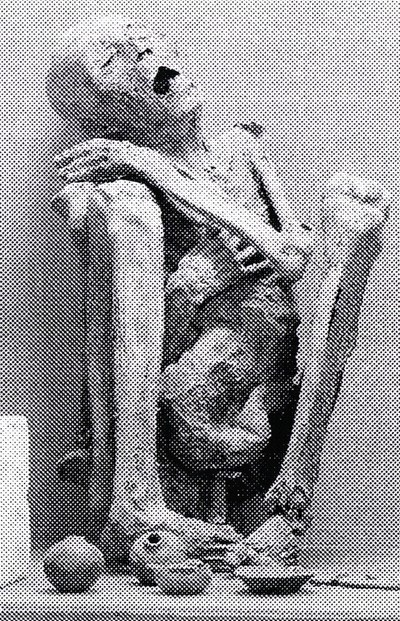 Mumie peruană tip
