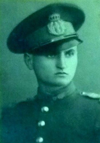Sublocotenentul C. Mihai Oprea
