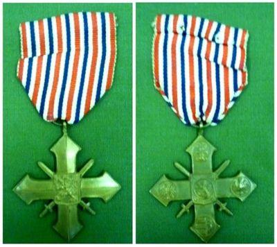 Crucea de Război Cehoslovacă 1939