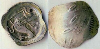 Imitație tetradrahmă Filip al II-lea tipul Aninoasa Dobrești, Grupa a Aninoasa