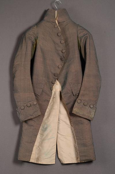 Herenensemble bestaande uit jas en broek