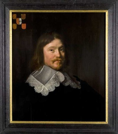 Portret van Hendrik Rammelman (?-1658)