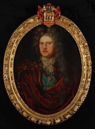 Portret van Bartholomeus van den Velde (?)