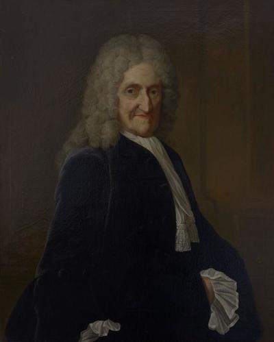 Portret van Pieter de Mey