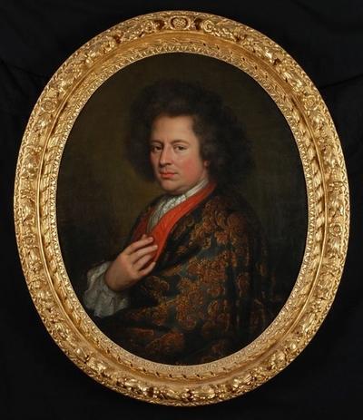 Portret van Bastiaen Willemsz. Willemsz. Schepers