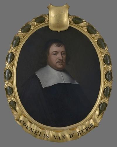 Portret van Cornelis van den Bergh ((?-1664)
