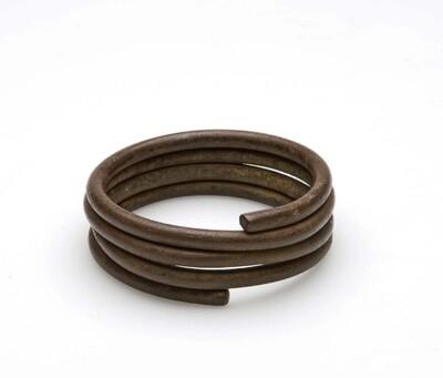 Koperen armband voor een metaalgieterij