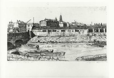 Regent's Canal - Stepney