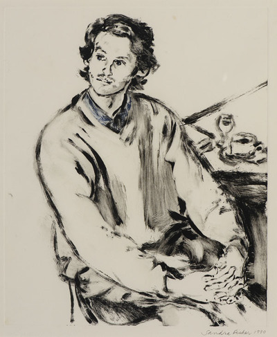 Portrait of Meier Appelfeld