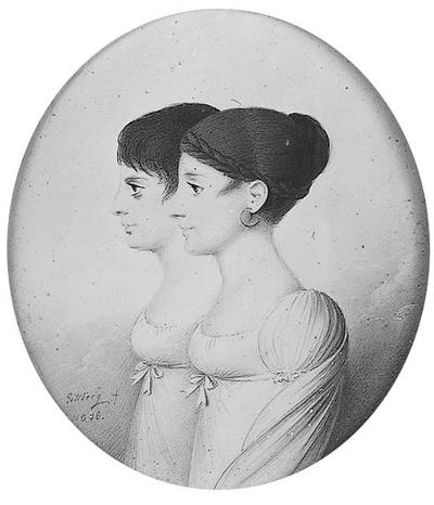 Georg Jacob Londicers (1769-1840) döttrar