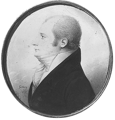Georg Jacob Londicer (1769-1840), bankokommissarie