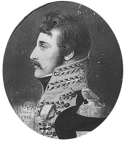 Okänd löjtnant i Svea Livgarde