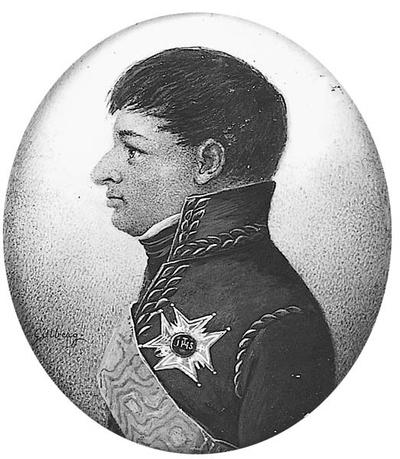 Karl August (1768-1810), kronprins av Sverige, hertig av Augustenburg
