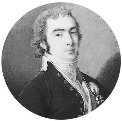 Carl Henrik Posse (1770-1824), friherre, major