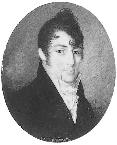 Carl Johan Ingelotz (1783-1830), överstelöjtnant