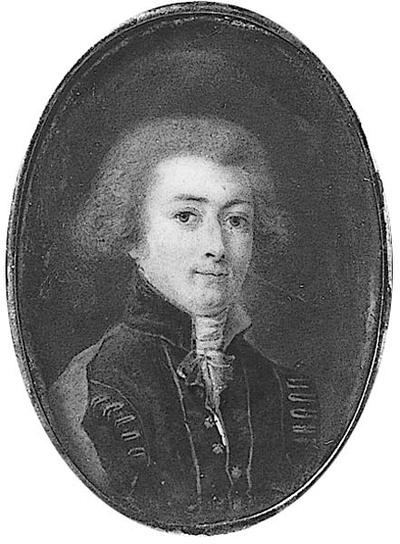 Paul Bjure (1760-1819), Förste Expeditionssekreterare