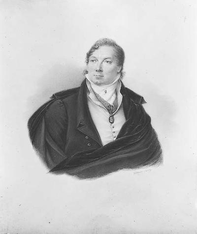 Jakob Axel Gillberg, 1769-1845