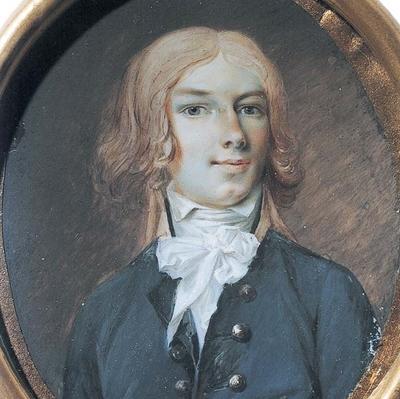 Självporträtt, ca 1790-95