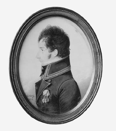 Johan Samuel Rosensvärd, 1782-1818, överstelöjtnant i flottornas generalstab