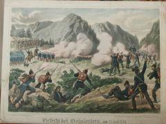 Неизвестен: Битката при Гайслаутерн на 27.VІІ.1870 г.
