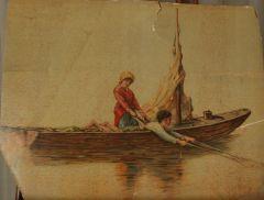 Неизвестен: Рибари.