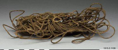 fisklina, tråd, cordage, fishing line, vaú pira