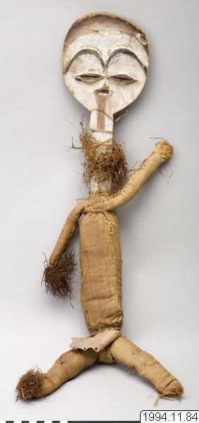 docka, leksak, skulptur, sculpture
