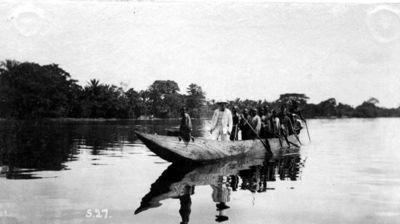 kanot, infödingskanot, fotografi, photograph@eng