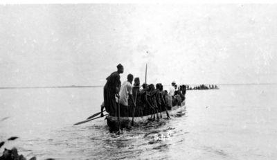 infödingskanoter, kanot, fotografi, photograph@eng