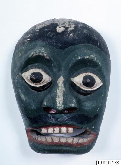 mask, Verdi Kolan (Vilde)., mask