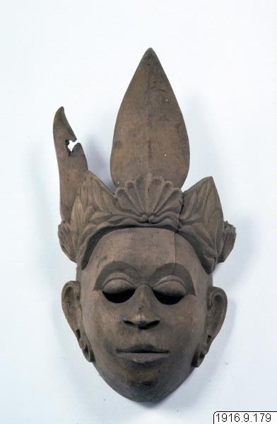 mask, Verdi (radja) Kolan., mask