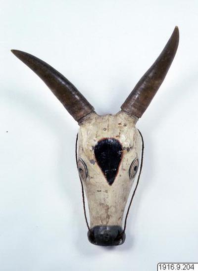 Gong Kolan., mask, mask