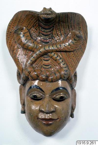 Naga canyabe., mask, mask