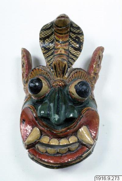 mask, Garu Kolan., mask
