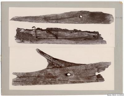 fragment, båt